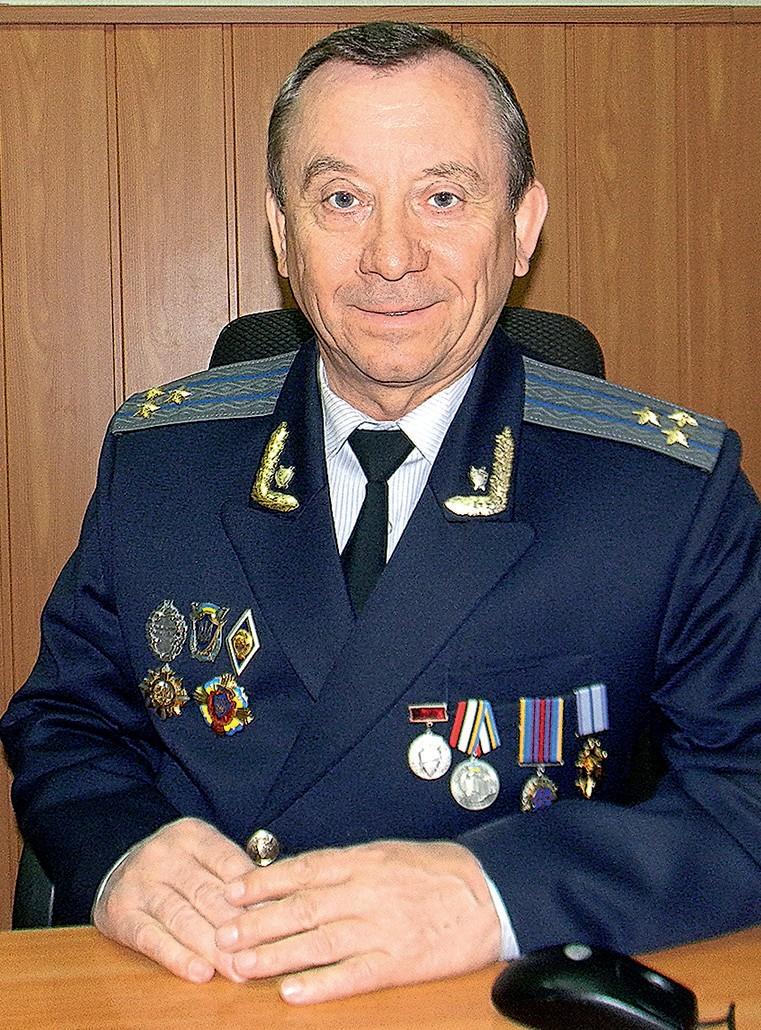 Віктор Сікиринський